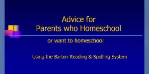 Homeschool Video