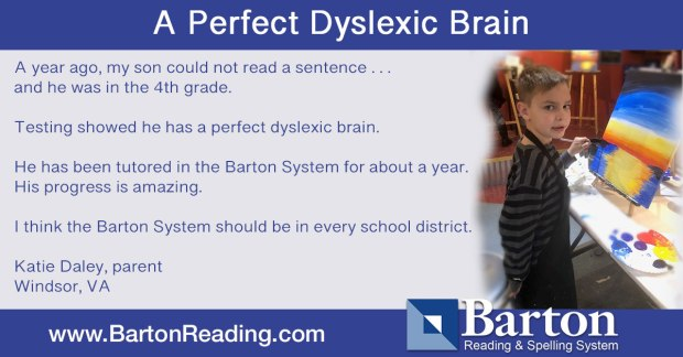 PerfectDyslexicBrain
